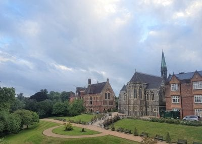 HARROW SCHOOL & ST DOMINIC'S SIXTH FORM COLLEGE