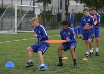 Chelsea FC Foundation College Academy Programme