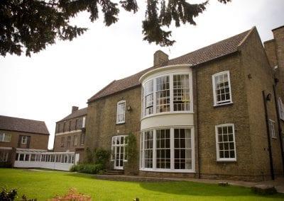 SE residence